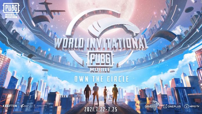 PMWI - Pubg Mobile World Invitational