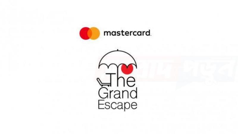 Mastercard spend and win ক্যাম্পেইনের বিজয়ী হলেন মুনতাসির বিল্লা শাহারিয়ার।
